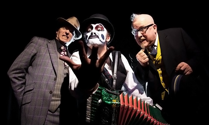 Tiger Lillies - Portage Theater: Tiger Lillies at The Portage Theater on Friday, November 7 (Up to 50% Off)