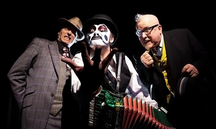 Tiger Lillies at The Portage Theater on Friday, November 7 (Up to 50% Off)