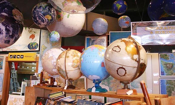 Metsker Maps - Metsker Maps - Space 0604: $15 for $30 Worth of Maps at Metsker Maps