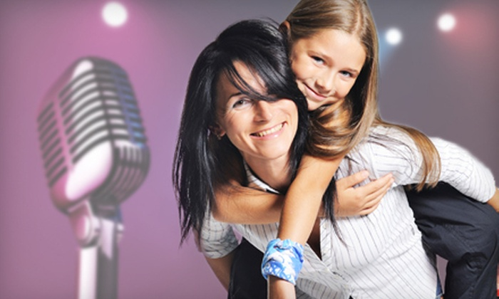 Sing With Me - Multiple Locations: 10-Week Music Together Class for One or Two Children at Sing With Me (Up to 57% Off)
