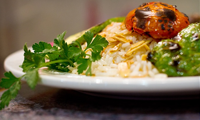 Le Kabob - Ridgemoor: $12.50 for $25 Worth of Mediterranean Cuisine for Dinner at Le Kabob