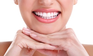 Sheikh Dental: Dental Checkup Package With or Without Teeth-Whitening Treatment at Sheikh Dental (Up to 84% Off)