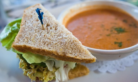 Bistro Cuisine for Dine-In or Takeout at Carlaw Bistro (Up to 40% Off). Three Options Available.