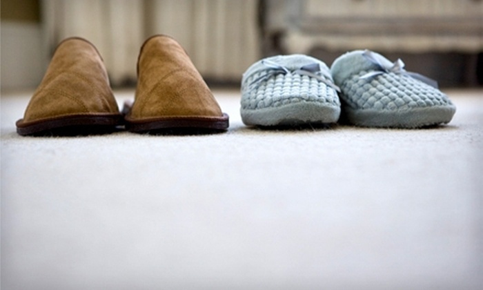 Affordable Carpet Care - Denver: $49 for Three Carpeted Areas of Up to 300 Sq. Ft. Each from Affordable Carpet Care (Up to $105 Value)