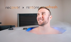 CRYO PGH: One or Three Whole-Body Cryotherapy Sessions at CRYO PGH (Up to 62% Off)