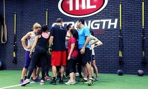 ML Strength- Port Washington: 10 or 20 Boot-Camp Classes at ML Strength- Port Washington (Up to 78% Off)