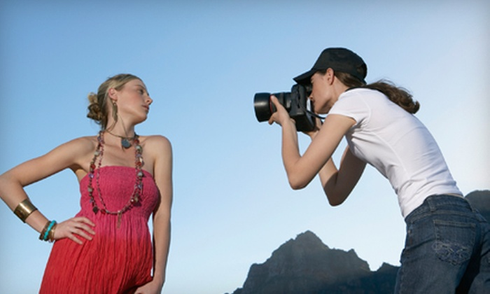 EO Photography - Williamsburg: $225 for $450 Worth of Outdoor Photography at EO Photography