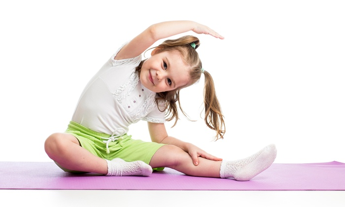 Child-cor - Pleasantville: Four Two-Hour Children's Wellness Classes or Eight One-Hour Classes at Child-cor (Up to 53% Off)