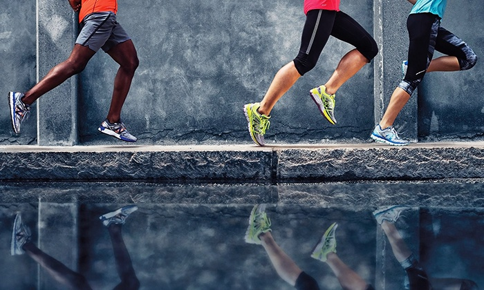 New Balance - Multiple Locations: $42 for $80 Worth of Sneakers and Activewear at New Balance