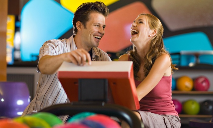 Woodbridge Bowl - Vaughan: Two or Three Games of Bowling with Shoe Rentals for Four at Woodbridge Bowl (51% Off). Four Options Available.