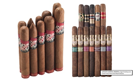 Summer Cigar Samplers from Famous Smoke