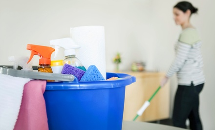 One or Three Housecleaning Sessions of Four Man-Hours Each from Meticulosity Cleaning Service (Up to 45% Off)