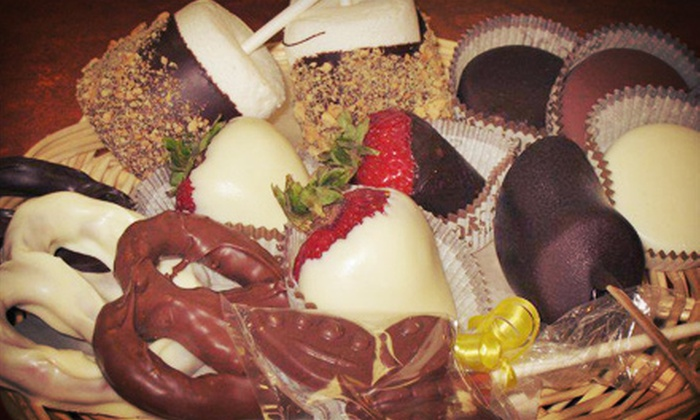 Schakolad Chocolate Factory - The Woodlands: $15 for $30 Worth of Handmade Chocolates and Sweets at Schakolad Chocolate Factory