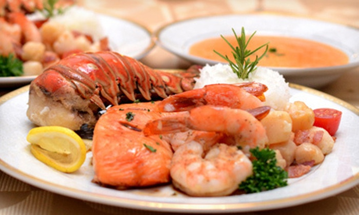 Clark Fish: Fresh Seafood from Clark Fish (Up to 51% Off). Two Options Available.