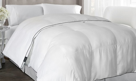 1,000TC Elle Heavyweight Down-Alternative Comforter