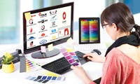 Logo or Website Graphic Design Package with Creative Together (Up to 96% Off)