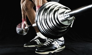 CrossFit Suwanee: $46 for One Month of Unlimited CrossFit Classes at CrossFit Suwanee ($195 Value)