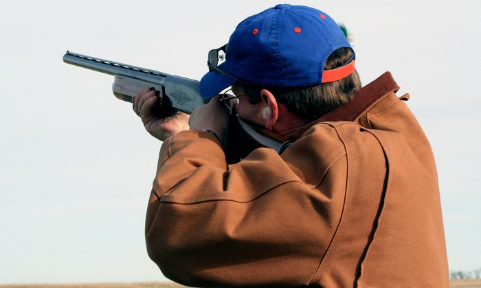 Metro Gun Club - Blaine: Clay-Target-Shooting Package with Lesson and Gun Rental for One or Two at Metro Gun Club  (Up to 55% Off)