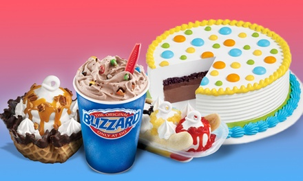 $6 for $10 Worth of Frozen Treats and Hot Dogs at Dairy Queen in Whistler