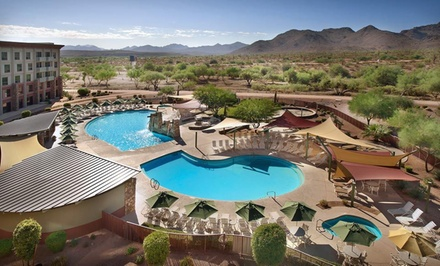 1- or 2-Night Stay for Two in a Deluxe Room at We-Ko-Pa Resort and Conference Center in Scottsdale, AZ