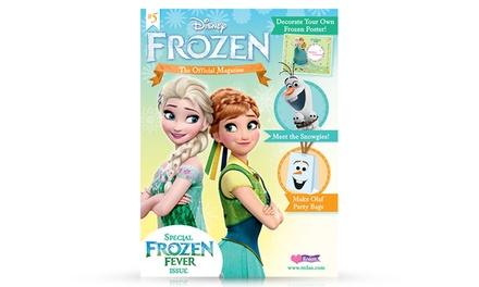 1-Year Subscription to Frozen Magazine (6 Issues)