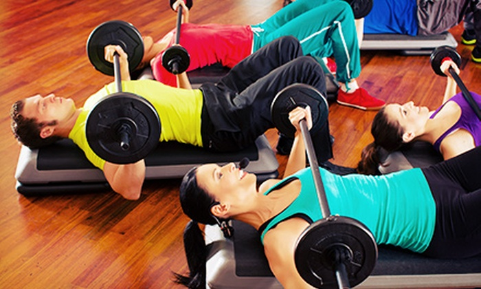 Social Workout Studio - Chatsworth: 5 or 10 Group Training Classes at Social Workout Studio (Up to 80% Off)