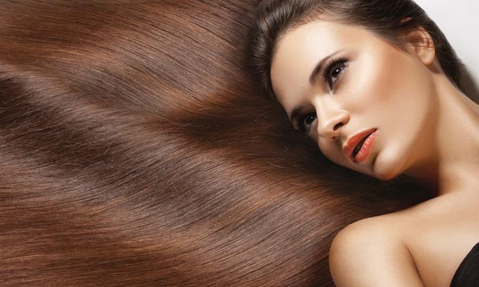 RICCI E CAPRICCI (VIA DEL TRIFOGLIO) - RICCI E CAPRICCI (VIA DEL TRIFOGLIO): Shampoo, taglio, piega, colore e colpi di sole da 14 € (-75%)