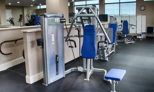 Central Florida Dreamplex: Basic or Premium Gym Membership at Central Florida Dreamplex (Up to 54% Off). Four Options Available.