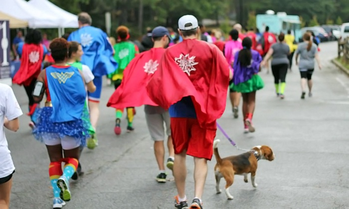 TheSuperRun - Albuquerque - Wildflower Area: Entry for One or Two to TheSuperRun on April 11 (Up to 51% Off)
