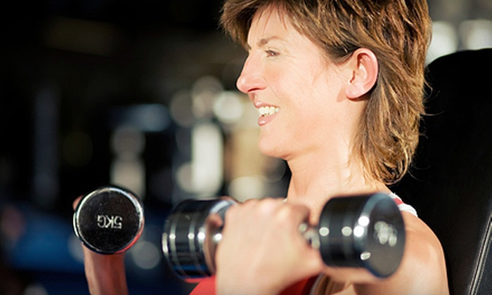 Fit 'N Firm - Hillsborough: Three- or Six-Month Women's Fitness Membership to Fit 'N Firm (Up to 82% Off)