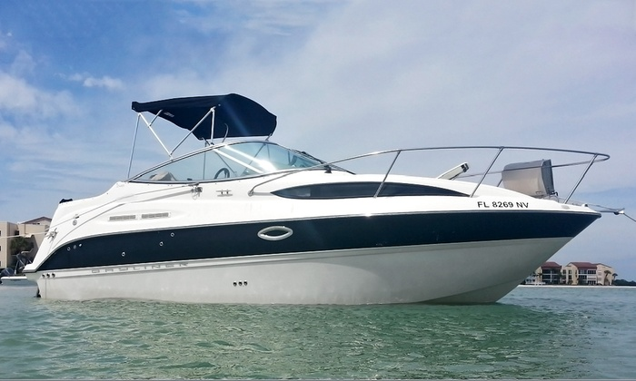 3 Rooker Charters - Clearwater: $249 for Four-Hour Charter Cruise and Island Cookout at 3 Rooker Charters ($450 Value)