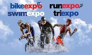 Hamerville Media Group: Bike, Run, Swim or Triathlon Expo at EventCity in Manchester, 18-20 March (Up to 50% Off)