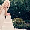 Three-Tier Wedding Cake