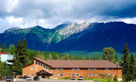 Groupon Deal: 1-, 2-, or 3-Night Stay for Two in a Standard Room at Fernie Slopeside Lodge in Fernie, BC