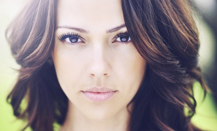 $55 for Signature Facial, Pomegranate Peel, or Blueberry Jessner at The Lash & Wax Boutique ($100 Value)
