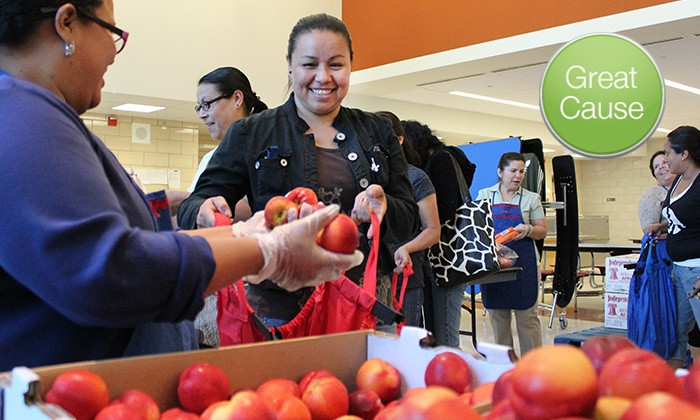 Greater Chicago Food Depository: $10 Donation to Greater Chicago Food Depository