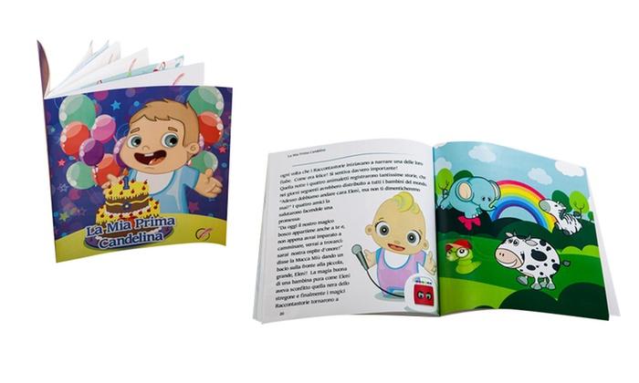 Favola personalizzata per bambini groupon goods