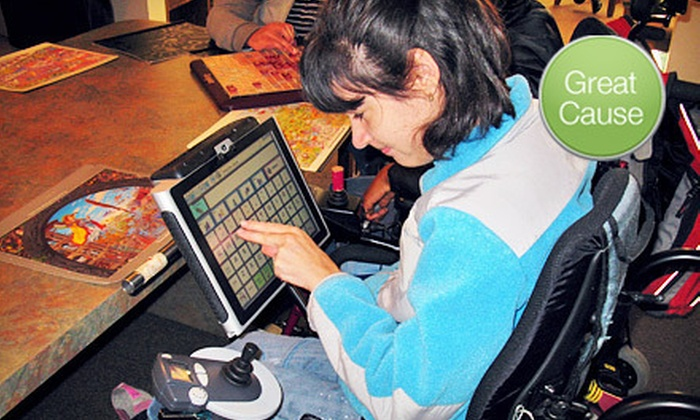The Viscardi Center - Searingtown: $10 Donation to Help Purchase an Adaptive Laptop