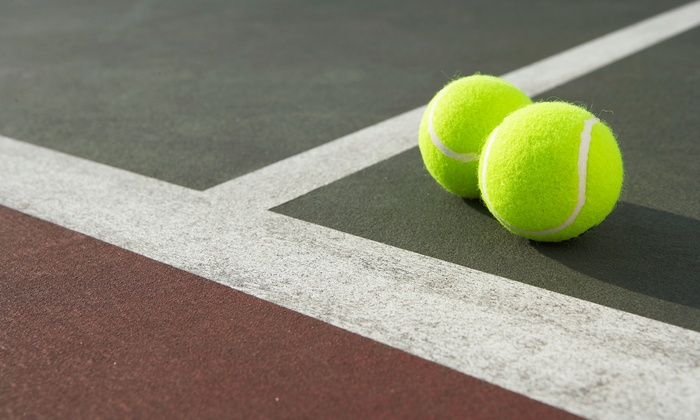 South Bay Tennis Club - Hermosa Beach Community Center: Four or Eight Live-Ball Tennis Classes at South Bay Tennis Club ( Up to 63% Off)