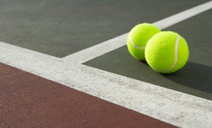 South Bay Tennis Club: Four or Eight Live-Ball Tennis Classes at South Bay Tennis Club ( Up to 67% Off)