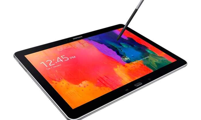 """Samsung Galaxy Note Pro 12.2"""" 32GB Tablet with WiFi: Samsung Galaxy Note Pro 32GB 12.2"""" Tablet with WiFi (Manufacturer Refurbished)"""
