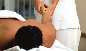 Advanced Integrated Kinesiology: Structural Assessment with One, Three, or Five Therapy Treatments at Advanced Integrated Kinesiology (Up to 67% Off)