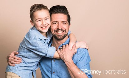 image for Photo Shoot Packages at JCPenney Portraits (Up to 83% Off). Two Options.
