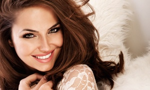 Sweet Salon: Women's Cut with Optional Highlights or Men's Cut from Luci B at Sweet Salon (Up to 76% Off)