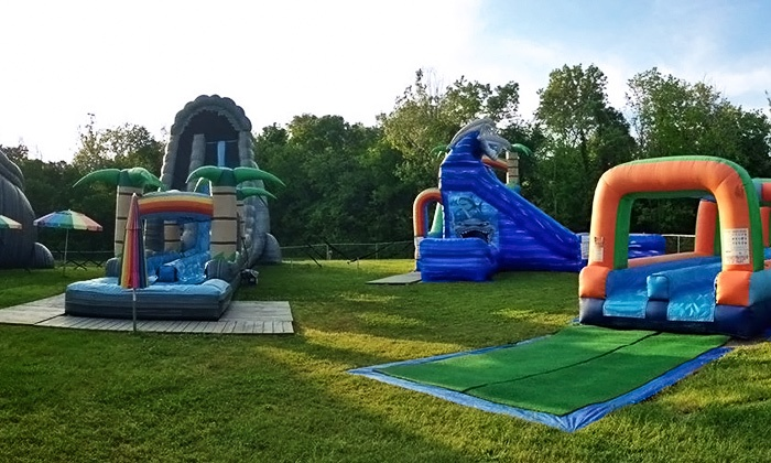 Sir Goony's Family Fun Center - Farragut: Splash Zone Session or Round of Mini Golf for Two or Four at Sir Goony's Family Fun Center (Up to 50% Off)