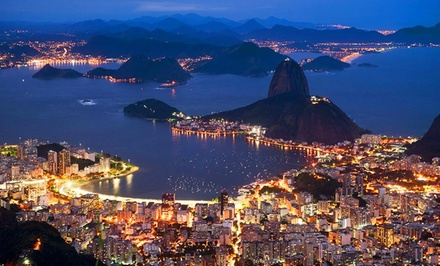 Groupon Deal: 8-Day Rio de Janeiro and Buenos Aires Vacation with Airfare from Gate 1 Travel; Price/Person Based on Double Occupancy