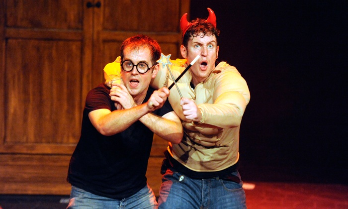 """Potted Potter"" Harry Potter Parody - Byward Market - Parliament Hill: ""Harry Potter"" Parody at National Arts Centre During March Break on March 11 or 12 (Up to 43% Off)"