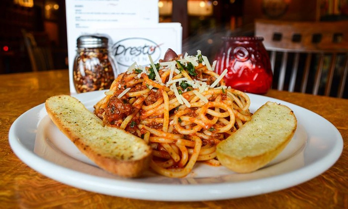Presto Cucina - Ambleside: Italian Cuisine at Presto Cucina Restaurant (Up to 47% Off)