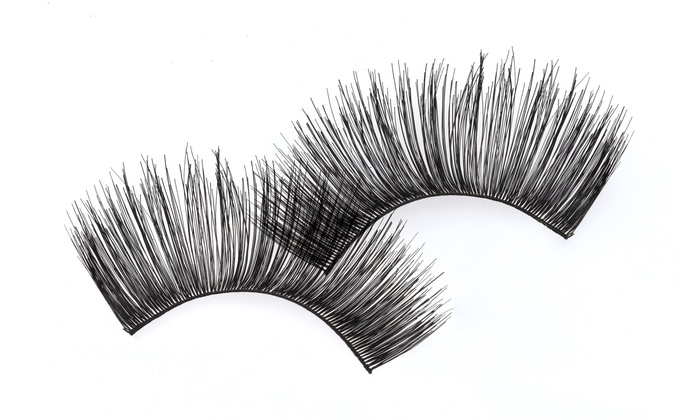 Beauty Works - Beauty Works Salon and Beauty Supplies: Two or Four Sets of European Eyelash Extensions at Beauty Works (Up to 54% Off)