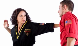 National Karate Schools: $15 for a Month of Unlimited Martial-Arts Classes with a Uniform at National Karate Schools ($150 Value)